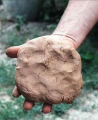 Глиняные лепешки