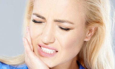 Перелом челюсти — болезненная травма