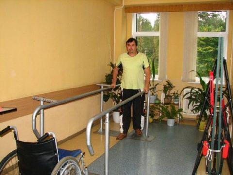 Восстановление позвоночника после лечения перелома