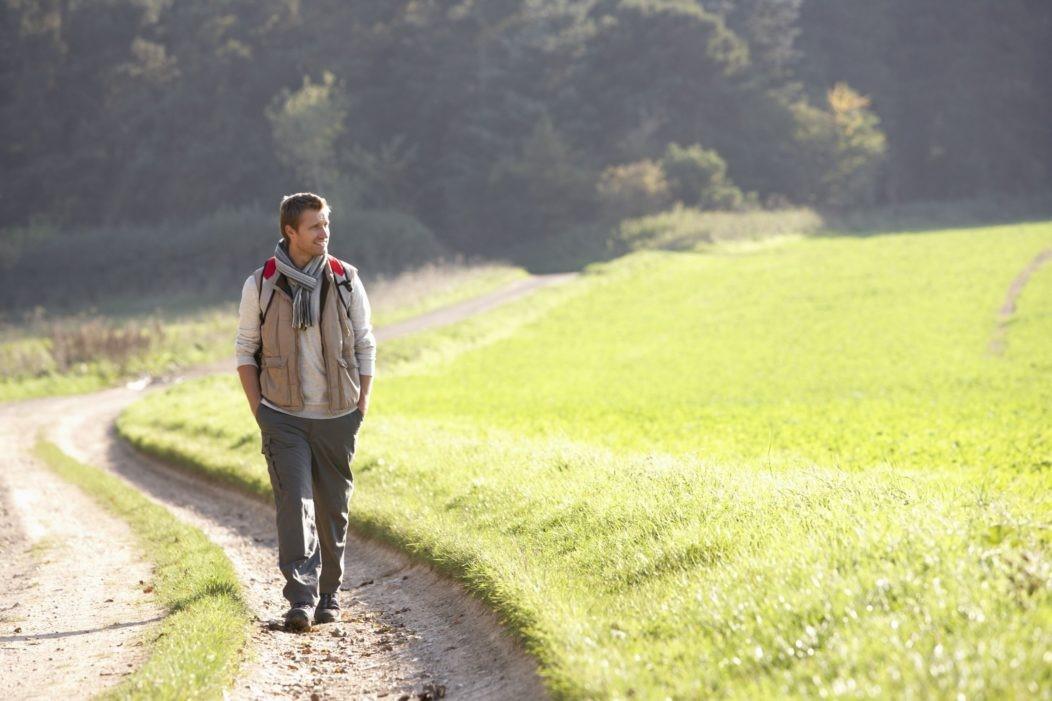 Прогулки на свежем воздухе