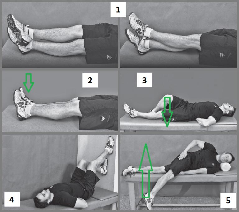 Как разработать ногу после перелома лодыжки в домашних условиях