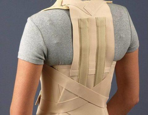 Для транспортировки больных с травмами грудной клетки на «скорой» используют специальные корсеты.