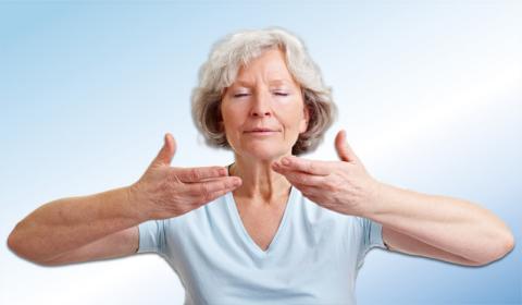 Дыхательная гимнастика необходима сразу же после предписания постельного режима