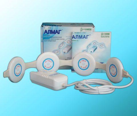 Физиопроцедуры можно проводить дома с помощью специальных аппаратов