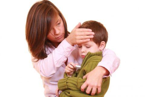 Перелом ключицы у 5-6 летних детей сопровождается подъёмом температуры до 38° С