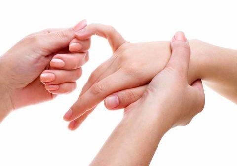 Переломы пальцев заживают быстрее переломов других костей