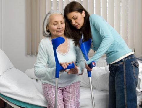 Внимание и поддержка – одно из главных условий сохранения жизни после операции