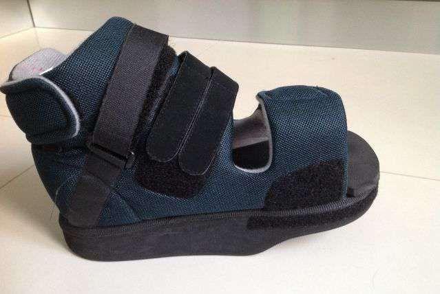 Ортопедическую обувь желательно носить не менее полугода