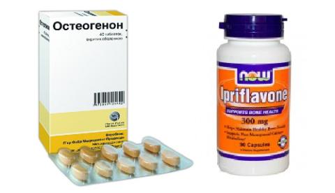 Два «хита» медикаментозного лечения переломов – Остеогенон и Иприфлавон