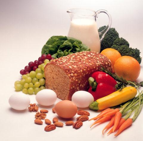 Эти продукты богаты микроэлементами для успешного сращивания костей после переломов