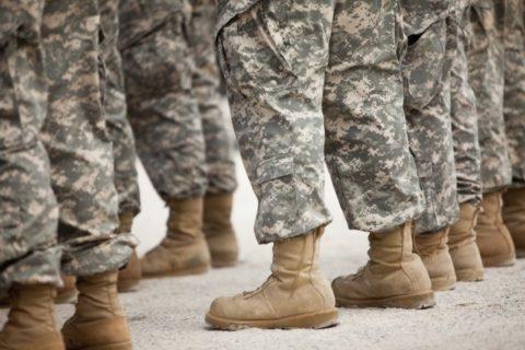 Маршевая стопа – частая патология среди солдат-новобранцев.