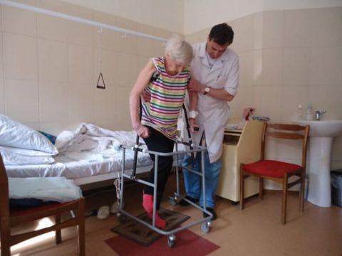 Основа реабилитации переломов – выполнение индивидуального плана лечения с помощью ЛФК