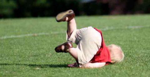 Перелом ключицы по типу «зелёная ветка» – наиболее частая травма у детей 2-3 лет