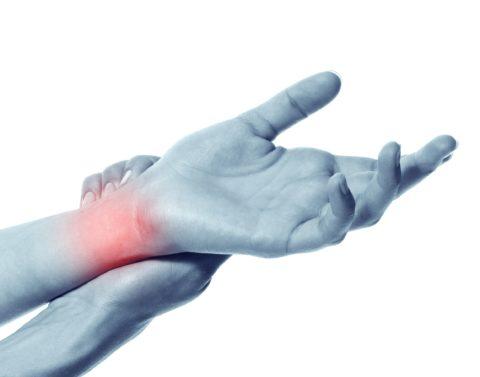 Переломы запястья встречаются достаточно часто