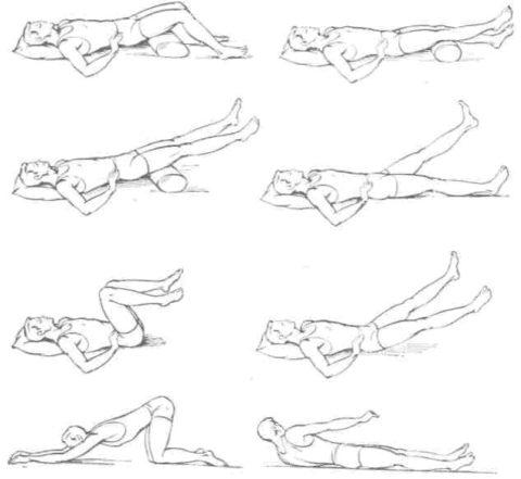 Посильные физические упражнения помогут избежать множества осложнений