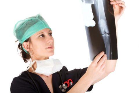 Рентгеновский снимок – единственный достоверный источник, показывающий, как идёт процесс сращения