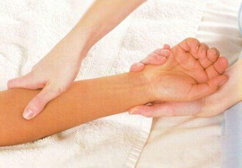 Сеансы массажа должны проводиться регулярно