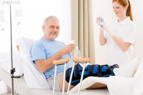 Сегодня тестируются инъекции костного морфогенетический белка, стимулирующего остеосинтез