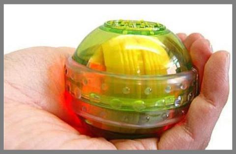 Современный тренажёр для кисти – Powerball