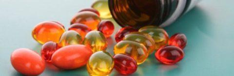 Без витаминов невозможно формирование костной мозоли и сращение костных обломков