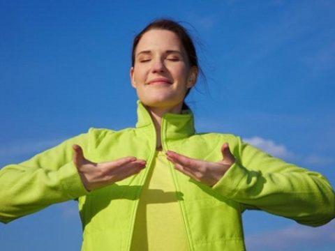 Дыхательная гимнастика улучшит кровообращение и метаболизм.