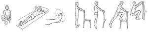 Упражнения после снятия гипса