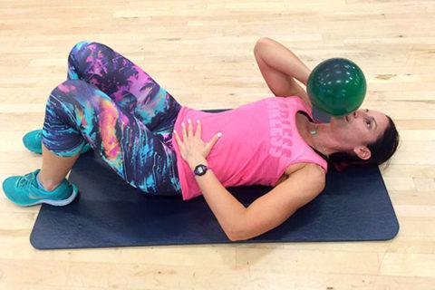 Надувание шариков – отличное дополнительное дыхательное упражнение