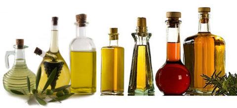 Основной источник витамина Е – растительные масла