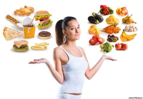 Сбалансированное питание = полноценному функционированию всех систем организма.