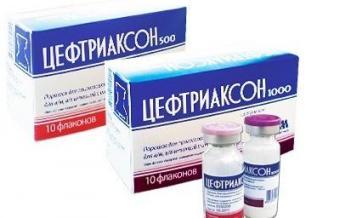 Введение антибиотиков