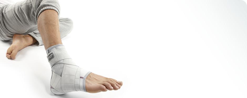 Бандаж для голеностопного сустава может быть рекомендован к использованию в течение длительного времени