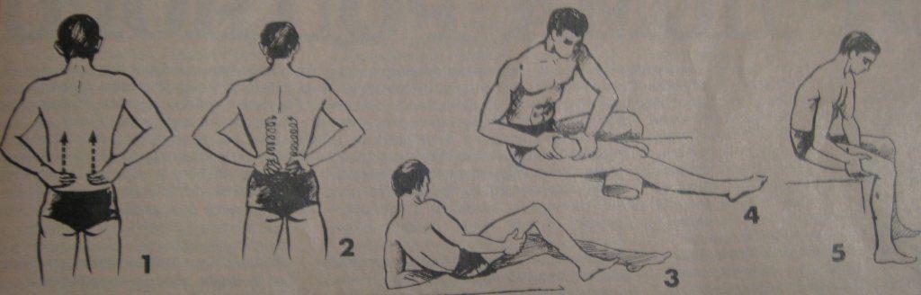 Коксартроз восстановление после операции упражнения