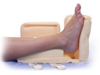 Чтобы не было некроза тканей необходимо использовать специальные подложки.