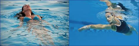 Дозированное плавание разными стилями – важная составляющая лечения переломов спины