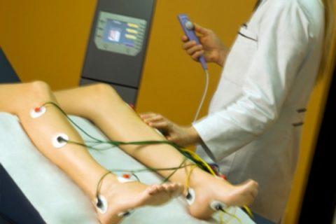Физиопроцедуры мобилизуют тканевые ресурсы поврежденной конечности