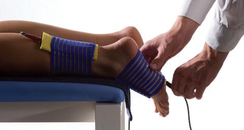 Физиотерапия.