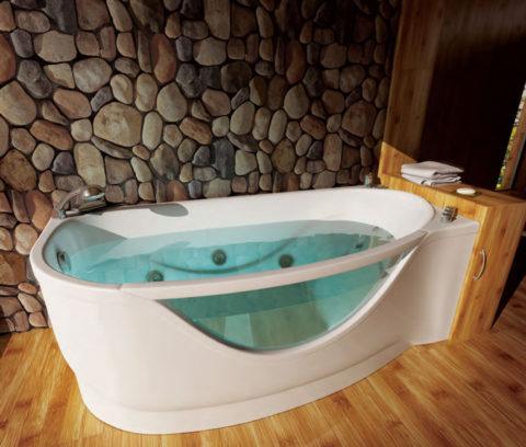 Как правильно принимать лечебную ванну.