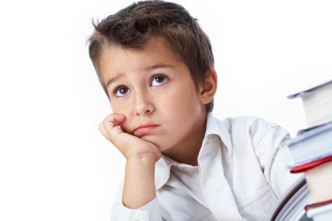 Когда ребенок чувствует себя виноватым, запускается процесс саморазрушения.