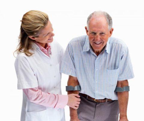 Лечение при переломах костей должно быть комплексным