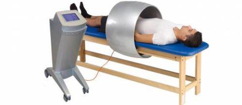 Магнитотерапия улучшает кровоснабжение и трофику поврежденных тканей.