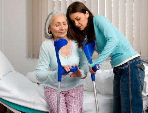 Организация ухода за больным с переломом шейки бедра является важным этапом на пути к выздоровлению.