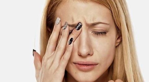 Подергивание мышц лица