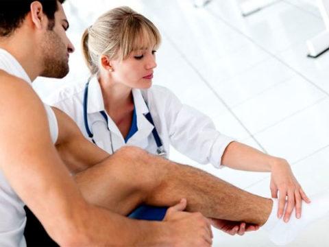 Правила проведения самомассажа пациенту разъясняет врач.