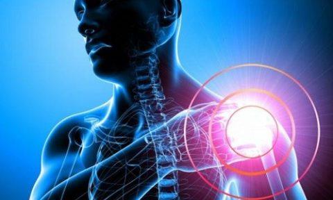 Развитие болевого синдрома при вколоченном переломе