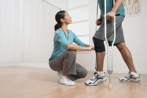 Реабилитация проводится совместно с врачом