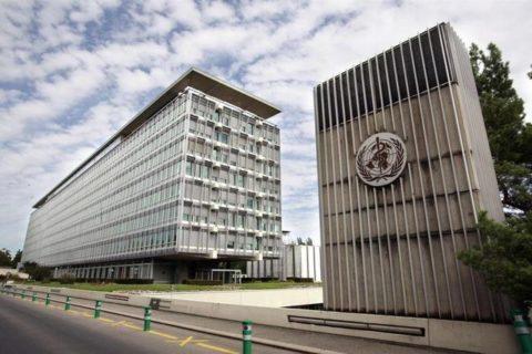 Штаб-квартира ВОЗ, куда стекается вся закодированная информация, находится в Женеве