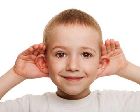 У ребенка может ухудшиться слух