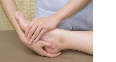 Восстановительный массаж после перелома