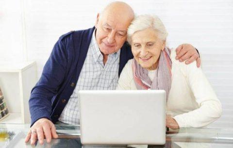 Времяпровождение за компьютером полезно для мозговой деятельности пожилых людей