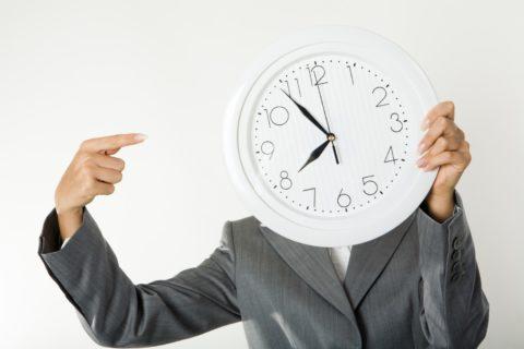 Выполнять процедуру необходимо определенное время.